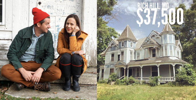 cheap old homes ethan and elizabeth finkelstein