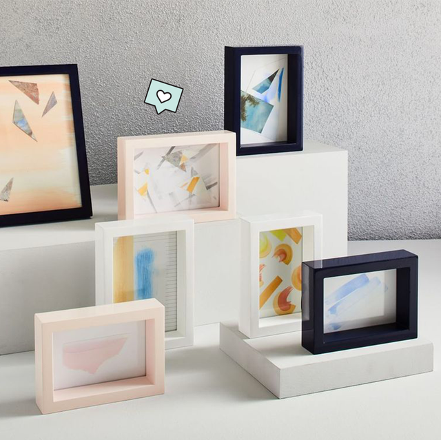 some picture frames
