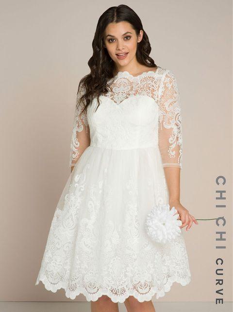 Discount Plus Size Wedding Dresses.Cheap Plus Size Wedding Dresses 2018 13 Of Our High Street