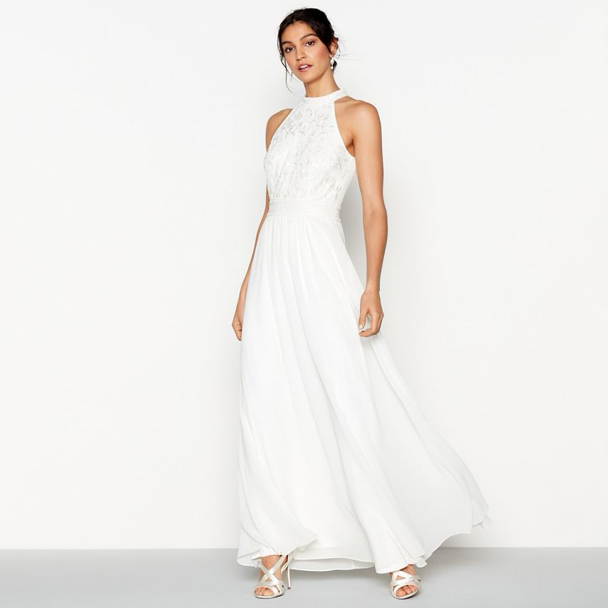 2799277c8 Cheap Plus Size Wedding Dresses 2018 - 13 of our High Street Favourites