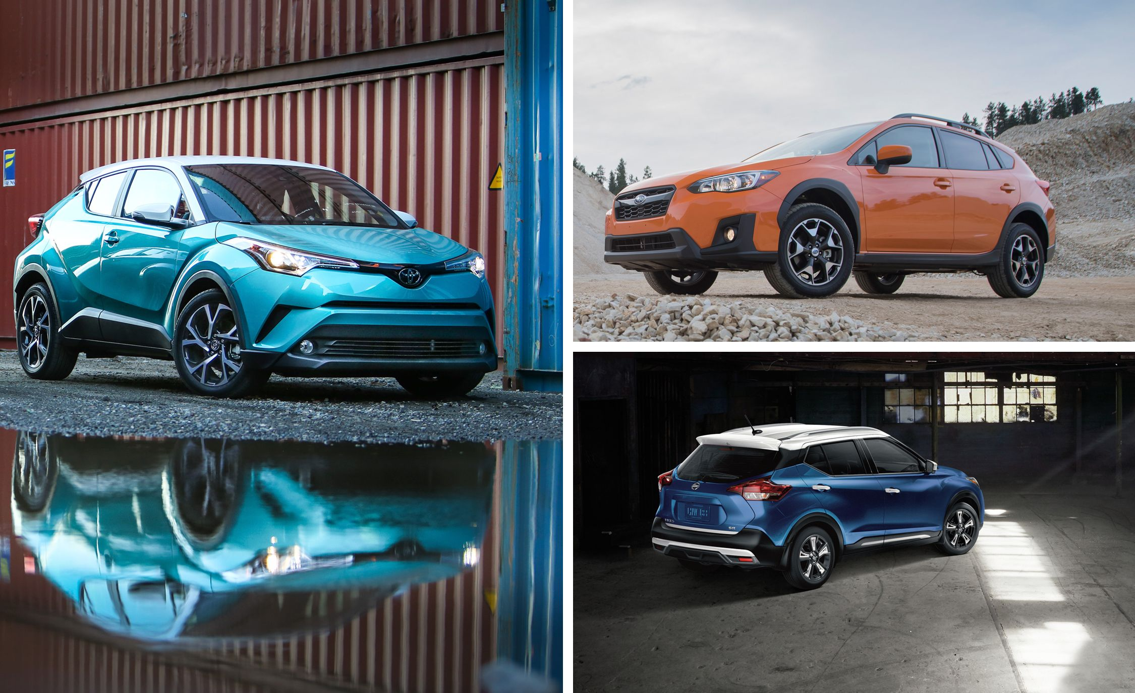 The Cheapest Crossovers And Suvs Of 2019