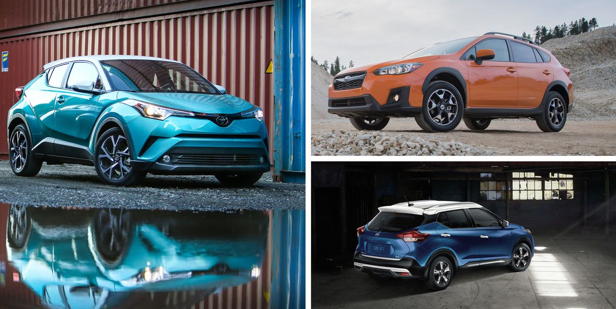 Cheapest New Crossovers & SUVs of 2019 - Most Affordable ...