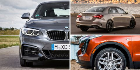The 15 Cheapest Luxury Cars You Can Buy