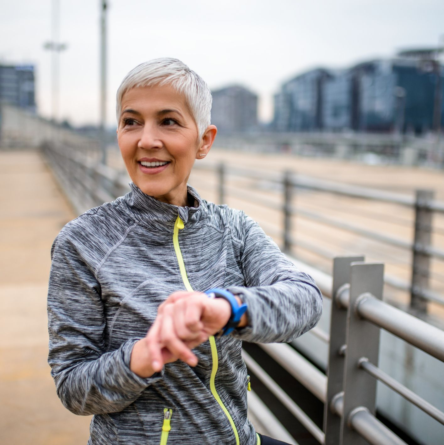 Started Running Later in Life? Here's How Your Body Benefits