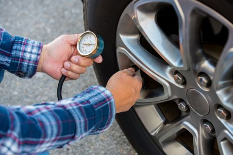 Image result for checking tires