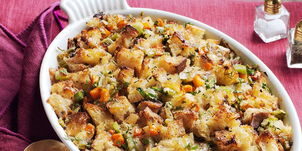 BEST Ever Easy Thanksgiving Stuffing | Creme De La Crumb