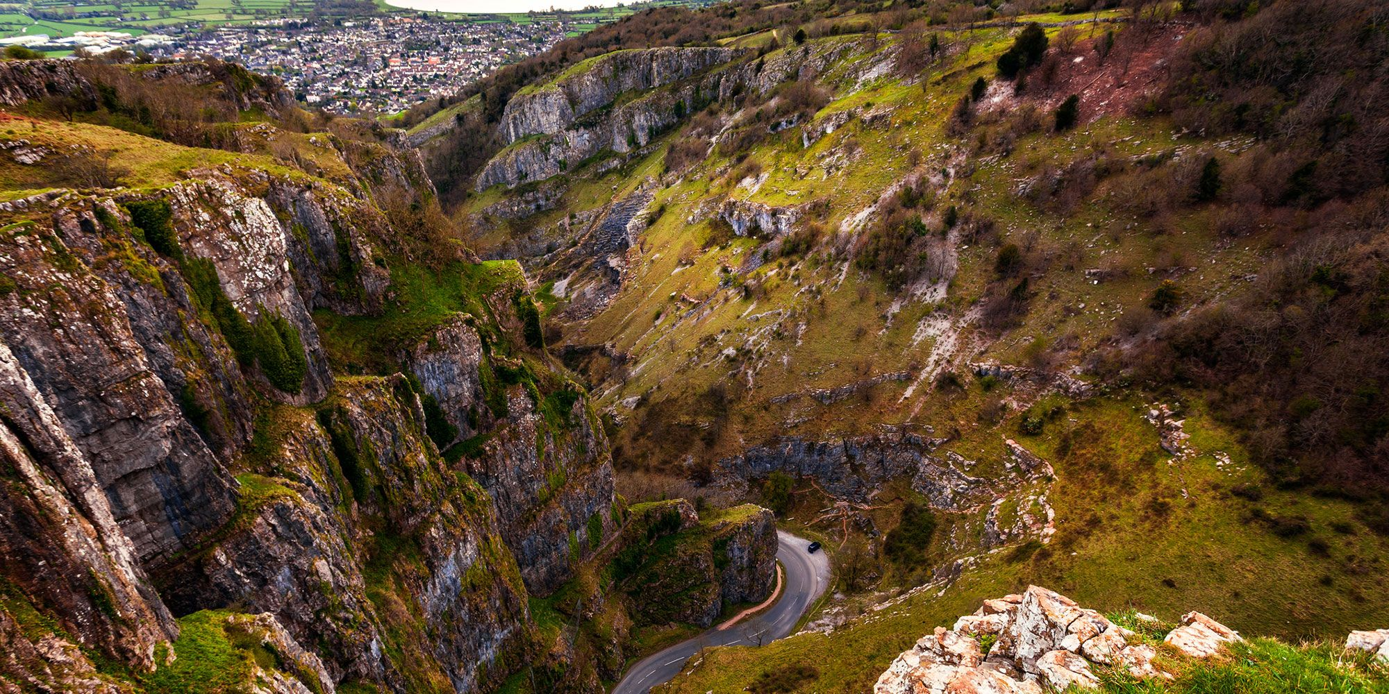 Cheddar Gorge – Somerset