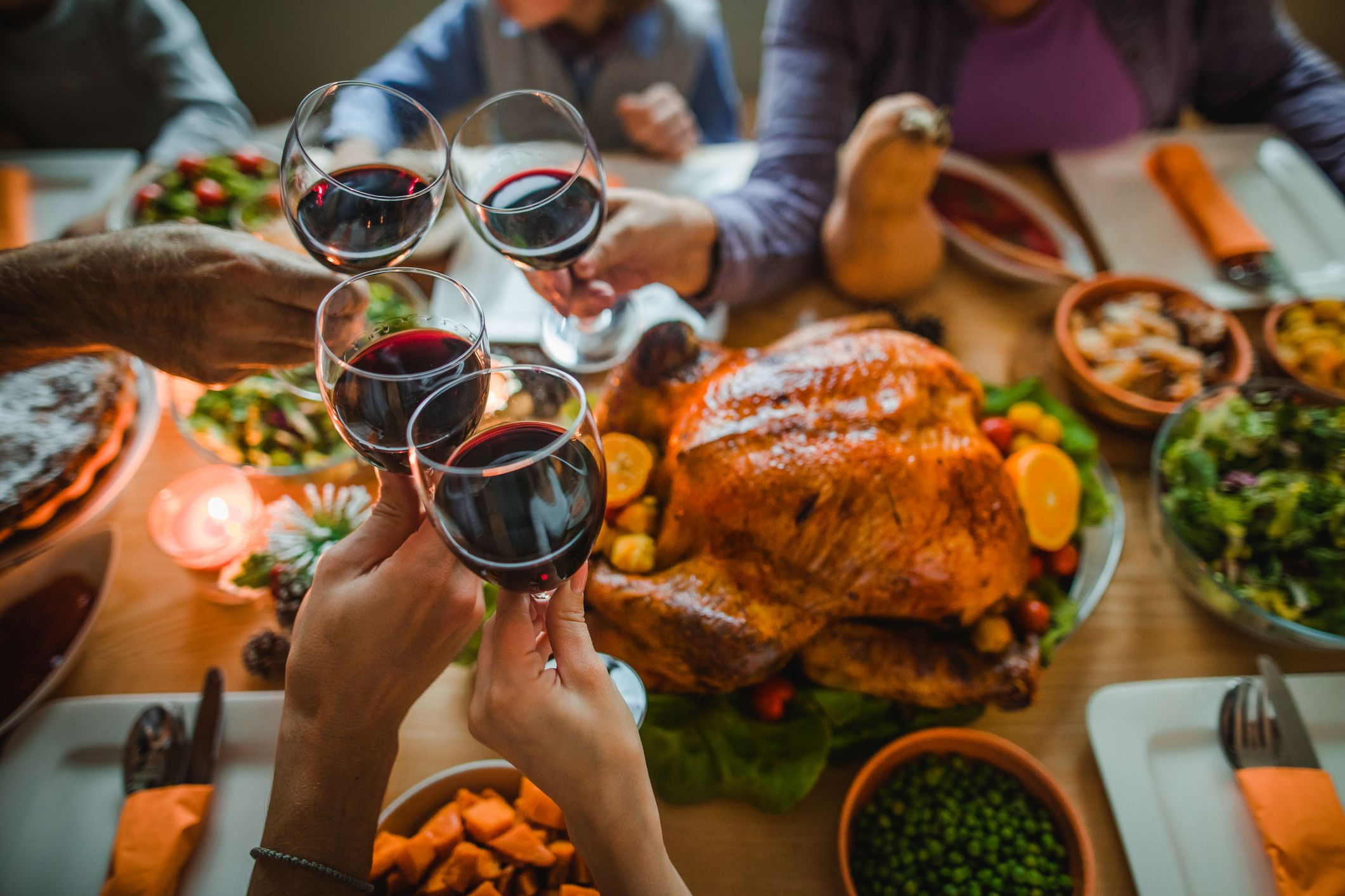 These are the wines to pair with your Christmas meal this year, according to an expert