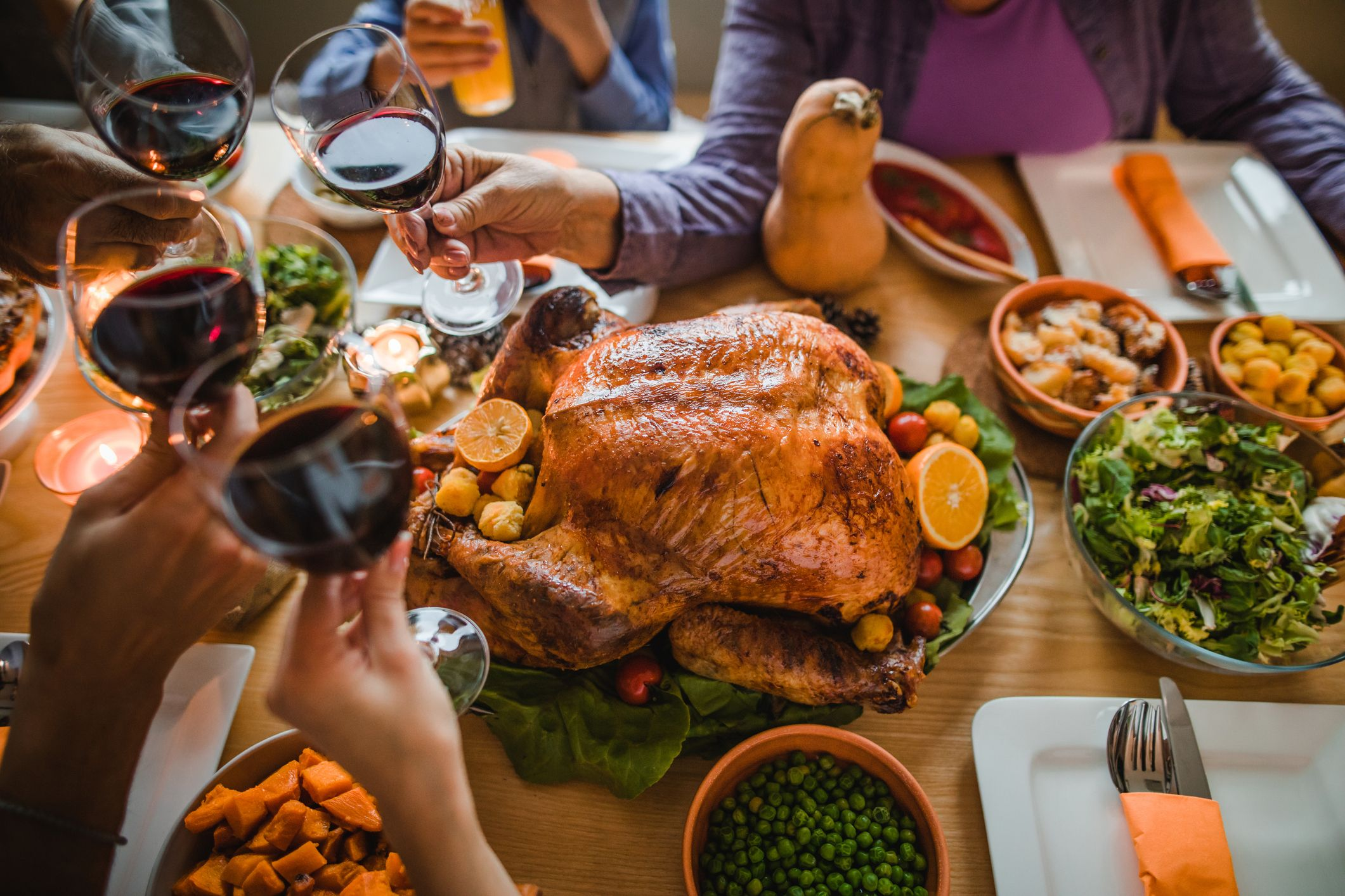 Is It Safe To Host Thanksgiving During The Covid 19 Outbreak 2020