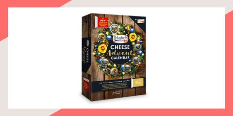 Sainsbury's launches a cheese advent calendar for 2018, and