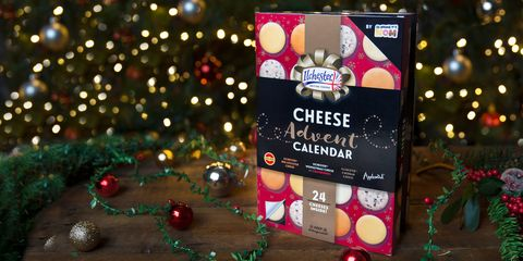 This Cheese Advent Calendar Is the Ultimate Countdown to Christmas