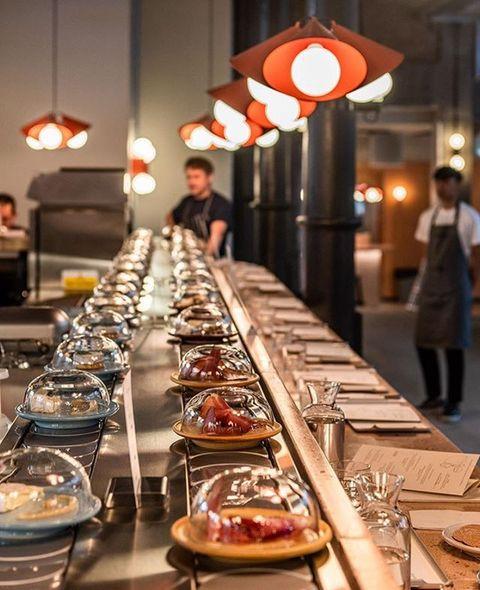 Food, Brunch, Cuisine, Restaurant, Pâtisserie, Meal, Buffet, À la carte food, Dish, Table,