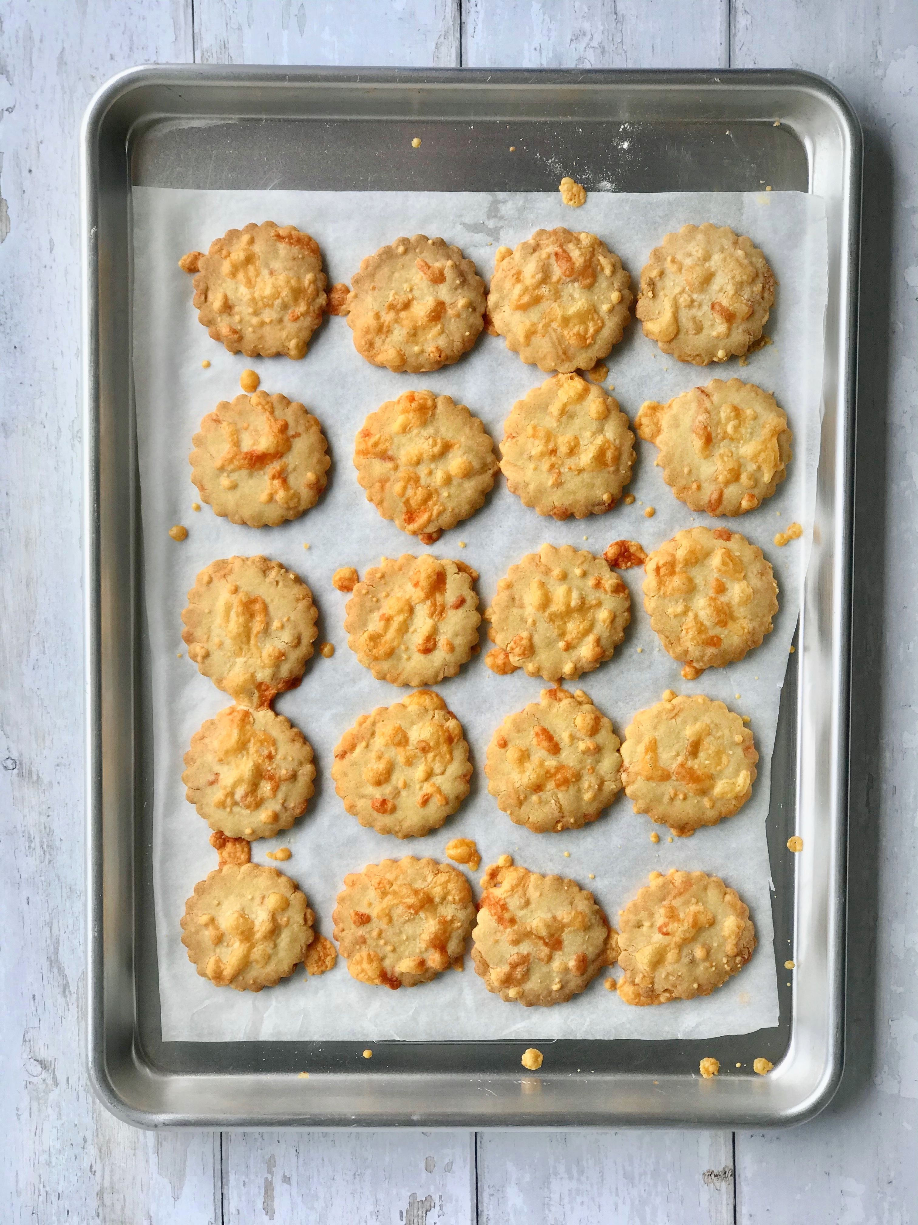 How To Make Cheese Biscuits Savoury Biscuit Recipes