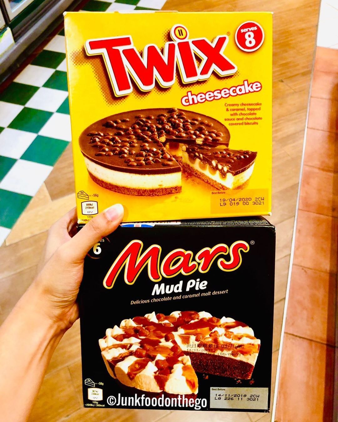 Twix Is Selling Cheesecakes That Serve 8 People