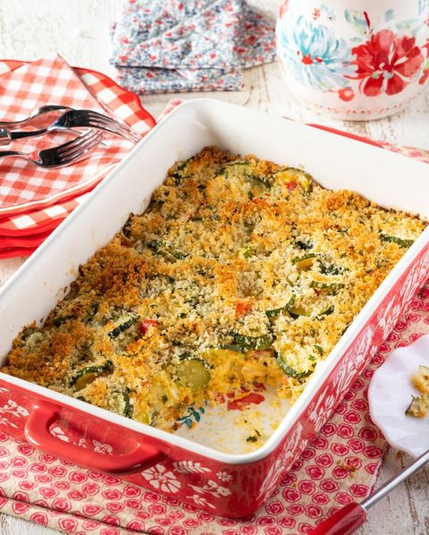 cheesy zucchini casserole recipes