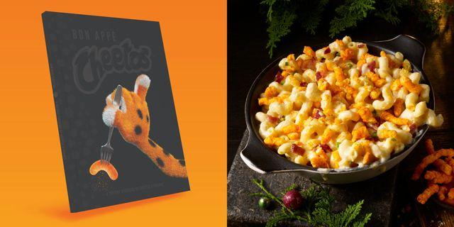 cheetos cookbook