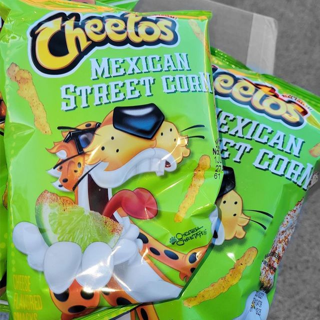 frito lay cheetos mexican street corn