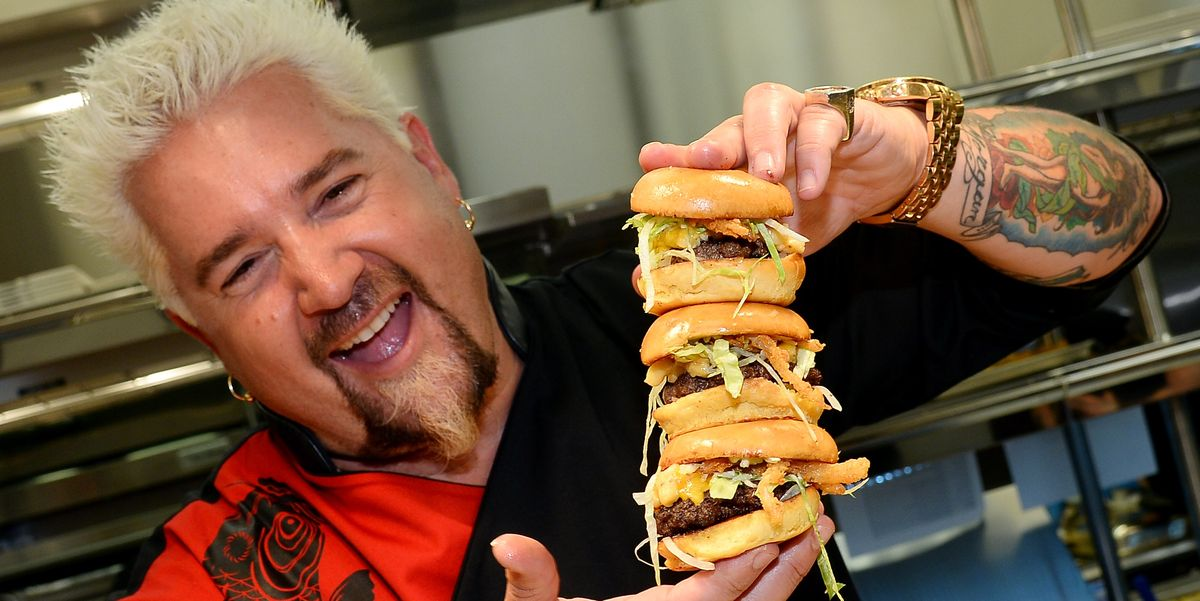 All The Rules Restaurants Have To Follow On 'Diners, Drive-Ins And Dives'