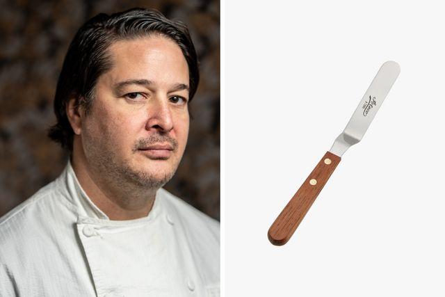 chef and spatula