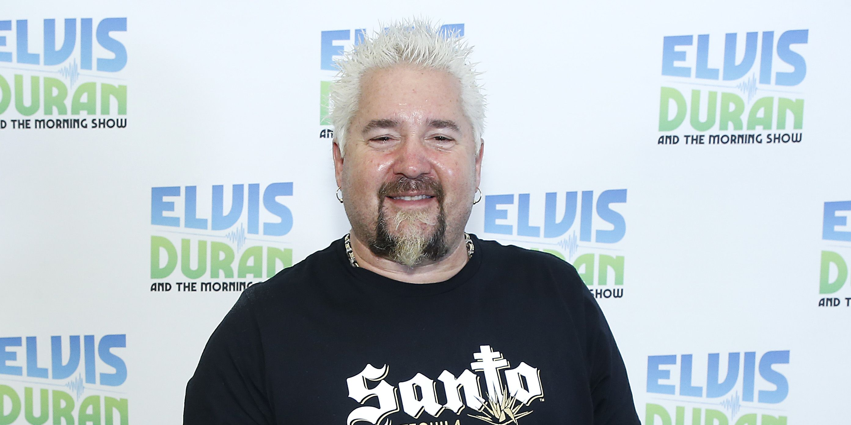 "Guy Fieri Will Be Shooting ""Diners, Drive-Ins, And Dives"" At Home"