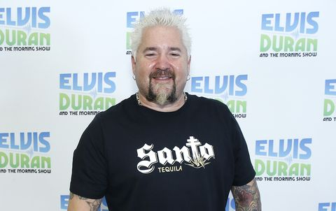 "Guy Fieri Visits ""The Elvis Duran Z100 Morning Show"""