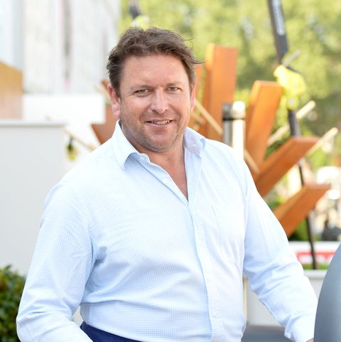James Martin wants to cook for a fan at home for free