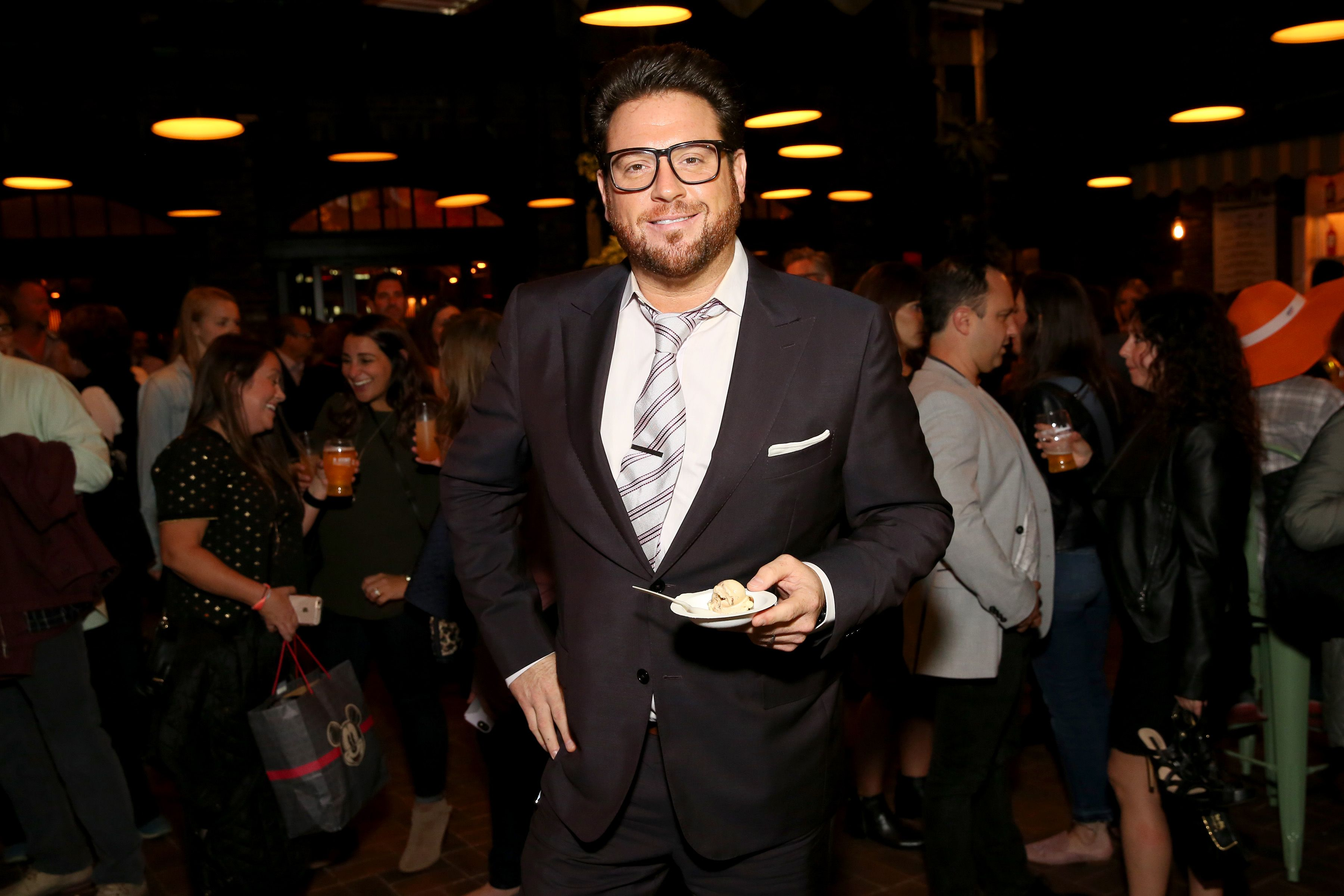 'Chopped' Judge Scott Conant Reveals the Secret Behind His 30-Pound Weight Loss
