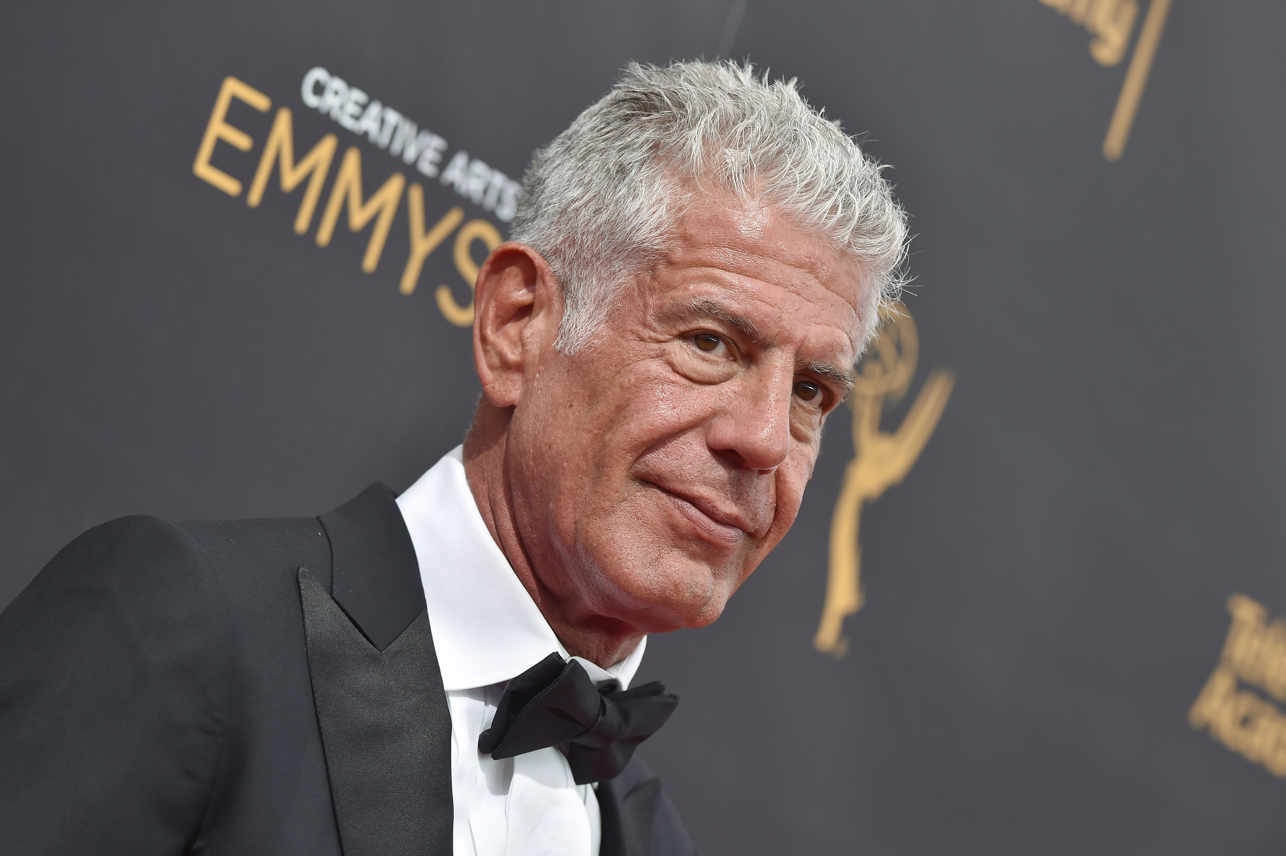 Anthony Bourdain Fought For Journalists to Expose Harvey Weinstein