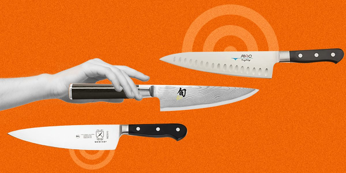 The 12 Best Chef's Knives For Every Kitchen