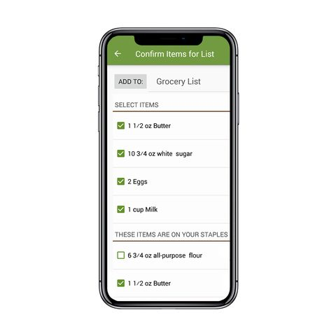 ChefTap app