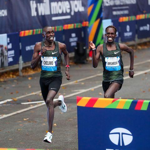 Des Linden and Paul Chelimo Headline the New York City Half Marathon
