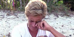 Chelo García-Cortés le envía un romántico mensaje a su esposa Marta Roca en 'Supervivientes'