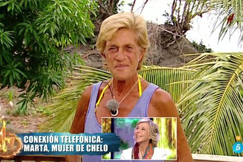 Chelo le da una puñalada trapera a María Patiño y Gema López y habla sobre su reboda con Marta Roca