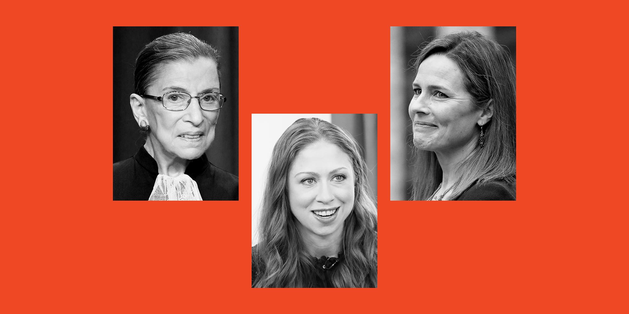 Chelsea Clinton: Amy Coney Barrett Does Not Deserve RBG's Seat
