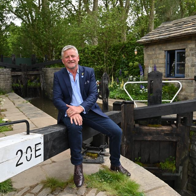 chelsea flower show people's choice award   mark gregory's welcome to yorkshire garden
