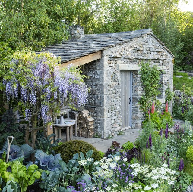 welcome to yorkshire garden designed by mark gregory from landform rhs chelsea flower show 2018, may 2018