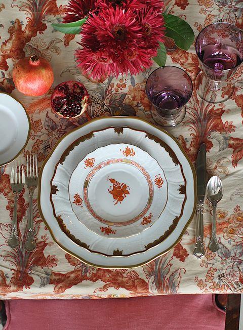 chelsea handegan thanksgiving table