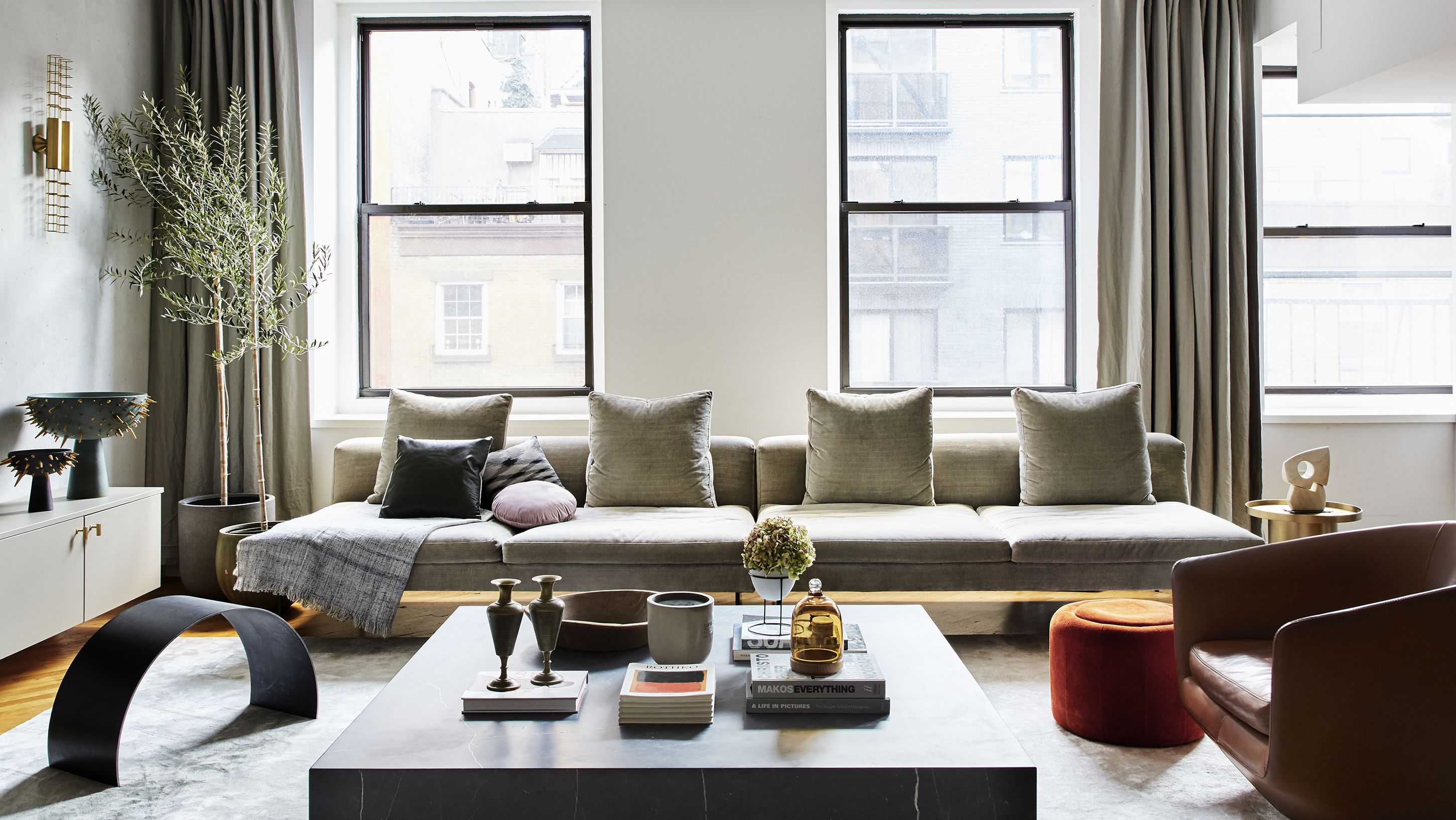 House Tour: How One New Yorker Achieved Timeless Style In A Rented Loft