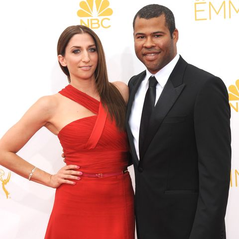 Twilight Zone Producer Jordan Peele And Wife Chelsea Peretti S Relationship Timeline