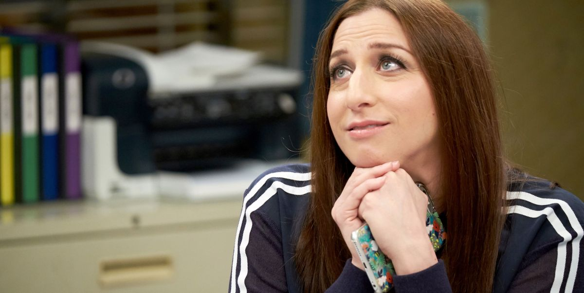 Brooklyn Nine-Nine's Chelsea Peretti gets positive first reviews for new movie Spinster