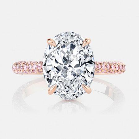 Best pink engagement rings pink engagement rings junglespirit Choice Image