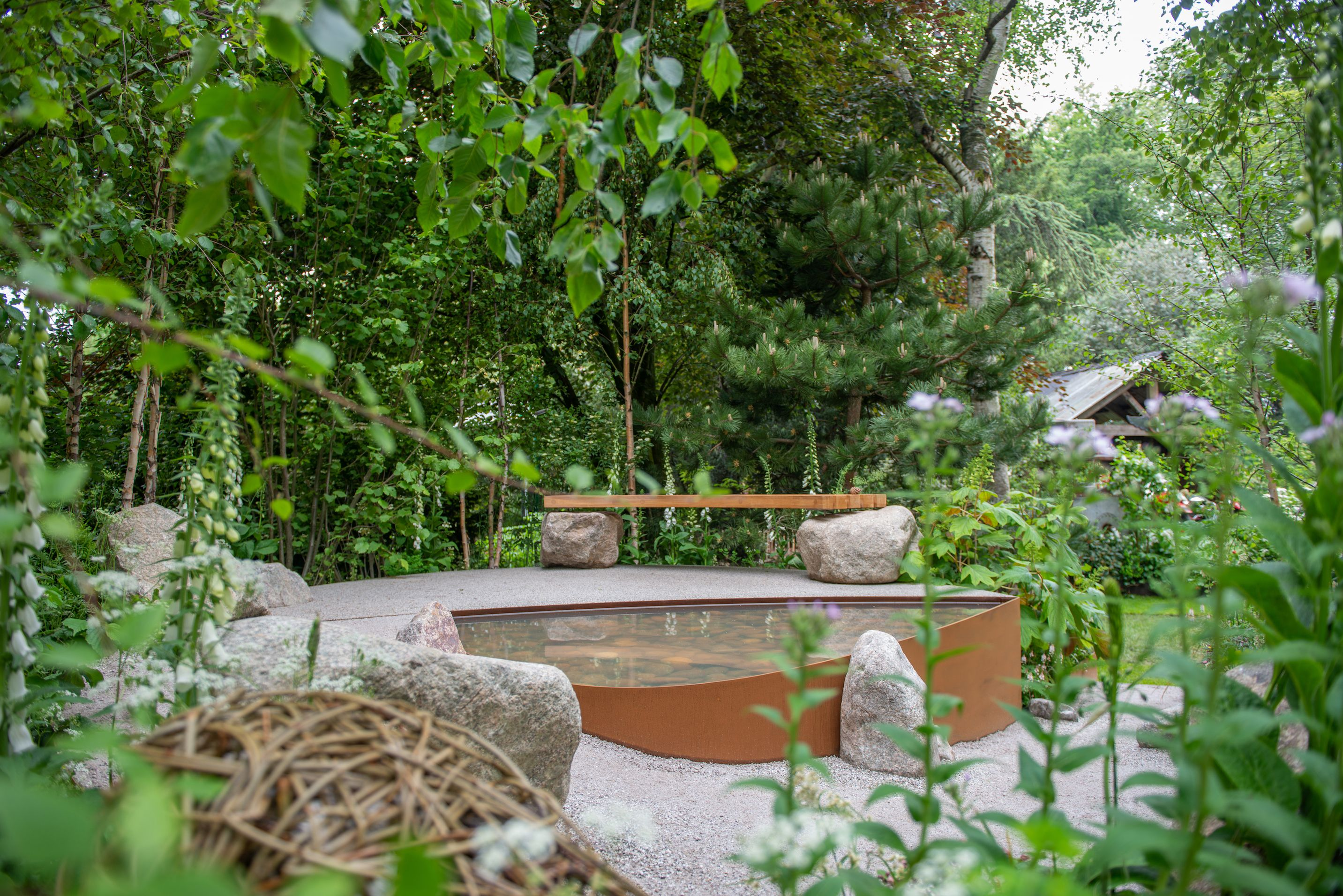 Chelsea Flower Show's award-winning Family Monsters Garden relocates to Stafford