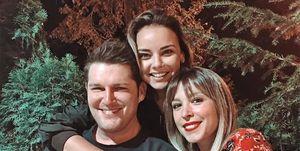 Chenoa, Manu Tenorio y Gisela
