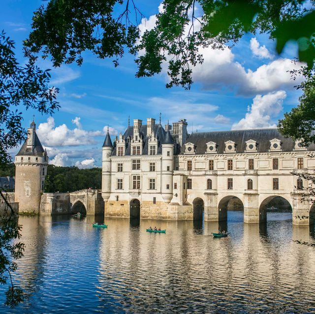 Reflection, Château, Water, Waterway, Castle, Building, Landmark, Sky, Estate, Moat,