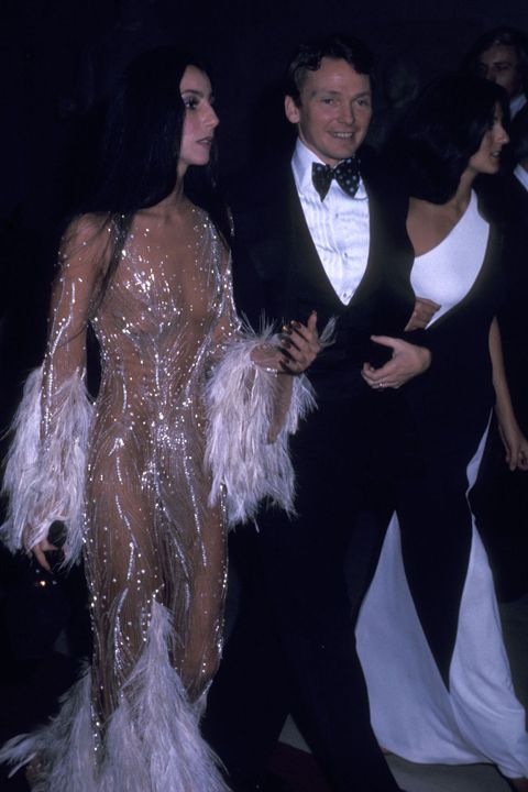Cher at the Met Gala