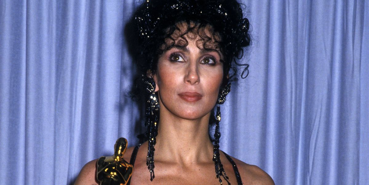 4d86b36e9638 Cher Iconic Oscars Dress – Remember When Cher Wore Bob Mackie s Naked Dress  to the Academy Awards in 1988