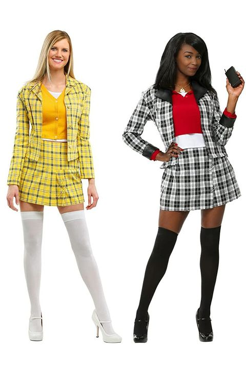 cher and dee, clueless costumes