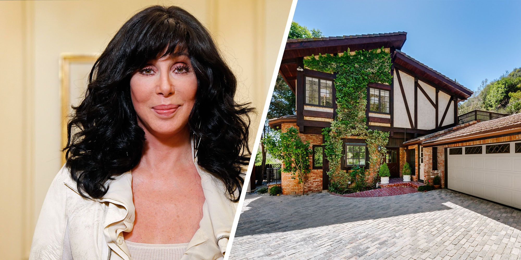 Cher house photos