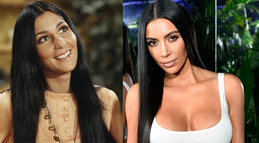 Cher reveals what she really thinks about Kim Kardashian's copycat hair