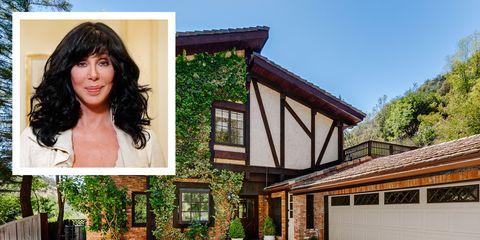 Cher house photos